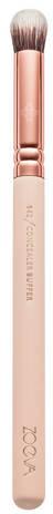 ZOEVA 142 Concealer Buffer Rose Golden - Pinceau anticerne et correcteur