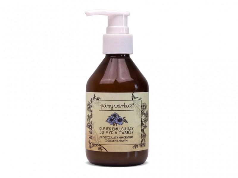 VIVIO Koncentrat z olejem lnianym 150 ml- Polny Warkocz