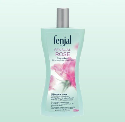 Fenjal FENIAL ROSE PŁYN DO KĄPIELI 400 ML