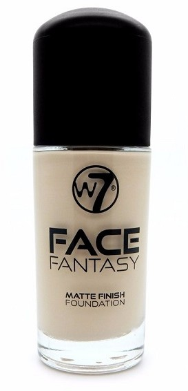 W7 Face Fantasy Matte Finish Foundation Podkład Do Twarzy Buff 30ml