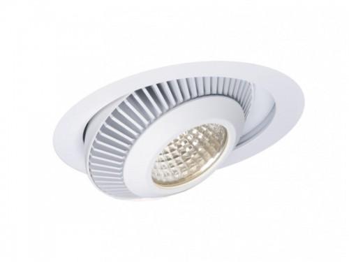 BPM Lighting Kol LED Oczko 20025.W.D40.3K 11cm biały