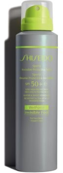 Shiseido Sun Care Sports Invisible Protective Mist mgiełka do opalania w sprayu SPF 50+ 150 ml