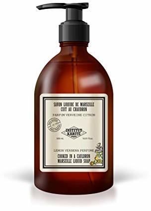 Institut Karité Paris mydło w płynie, zapach kwiatów wiśni, 500 ml