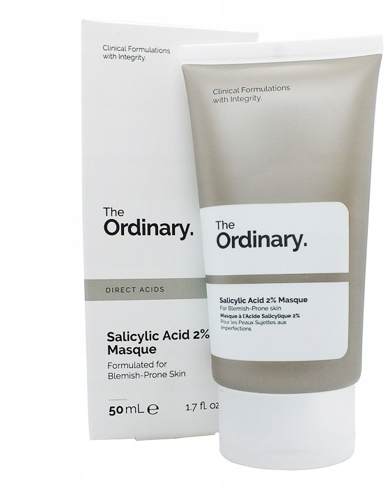 The Ordinary Salicylic Acid 2% Masque Maska 50ml