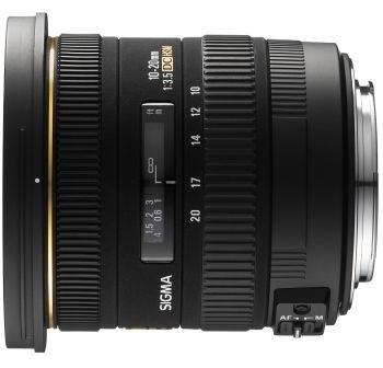 Sigma 10-20mm f/3.5 EX DC HSM Nikon (202955)