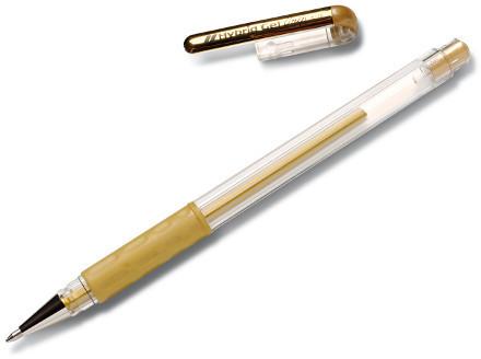 Hama Żelowy Hybrid Gel Grip Creative Pen 1901 Srebrny 1901