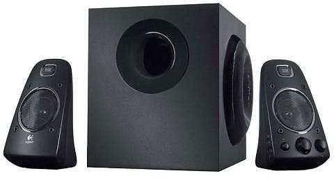 Logitech Speaker System; Black 980000404(UK version) NP 980-000403