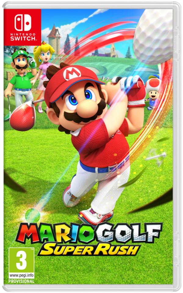 Mario Golf Super Rush (GRA NINTENDO SWITCH)