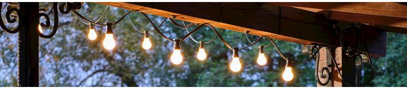 TK Lighting Girlanda Modo 12pł. / 10metrów 4390
