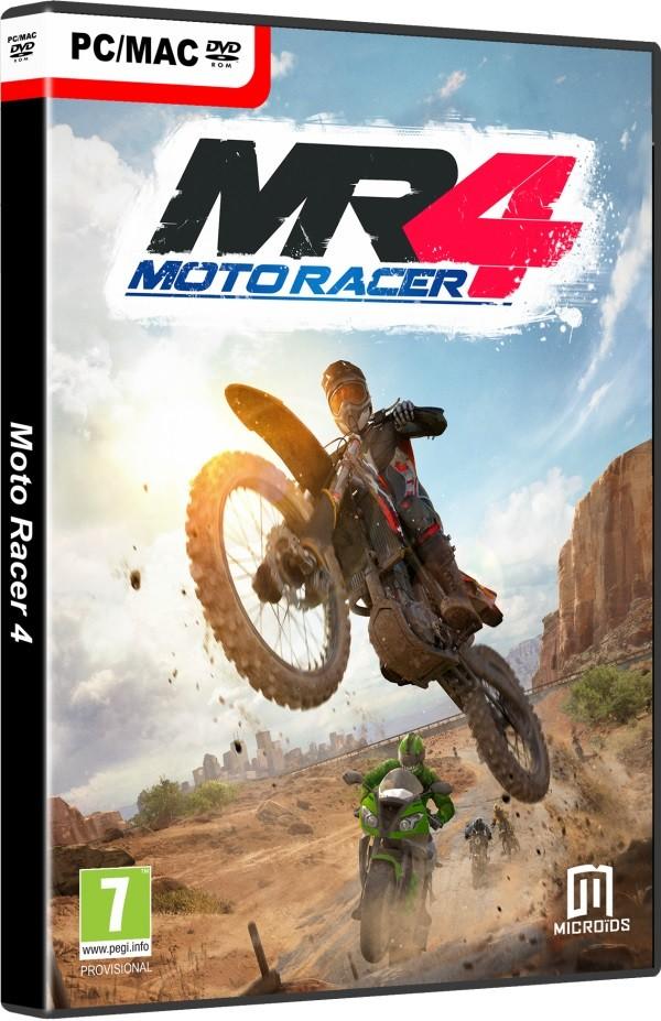 no name Moto Racer 4 PC