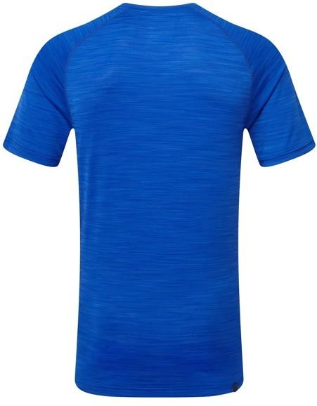 RONHILL RONHILL koszulka biegowa męska INFINITY AIR-DRY S/S TEE niebieska