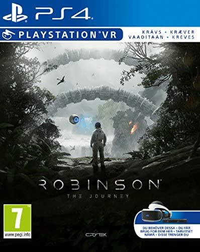 Robinson: The Journey VR (GRA PS4 VR)