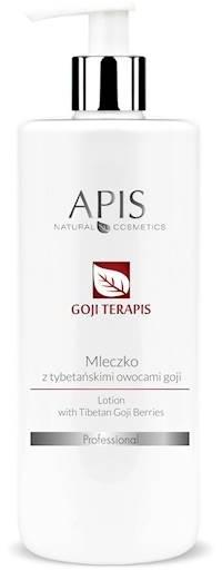APIS Professional APIS Goji Terapis Mleczko Z Tybetańskimi Owocami Goji 500ml 10002_20867