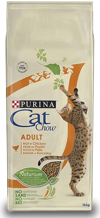 Purina Cat Chow Chicken 15 kg