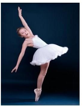 Indywidualna lekcja baletu dla dzieci  Białystok P0005370