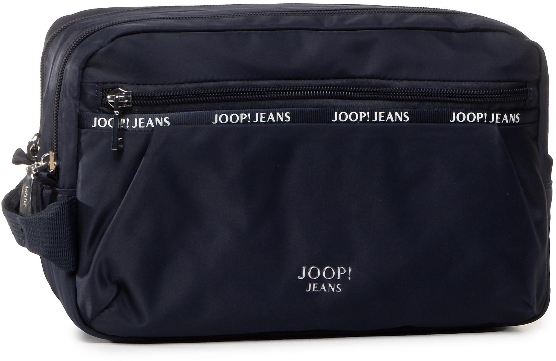 Joop! Jeans Kosmetyczka JEANS - Lundei 4130000137 Dark Blue 402