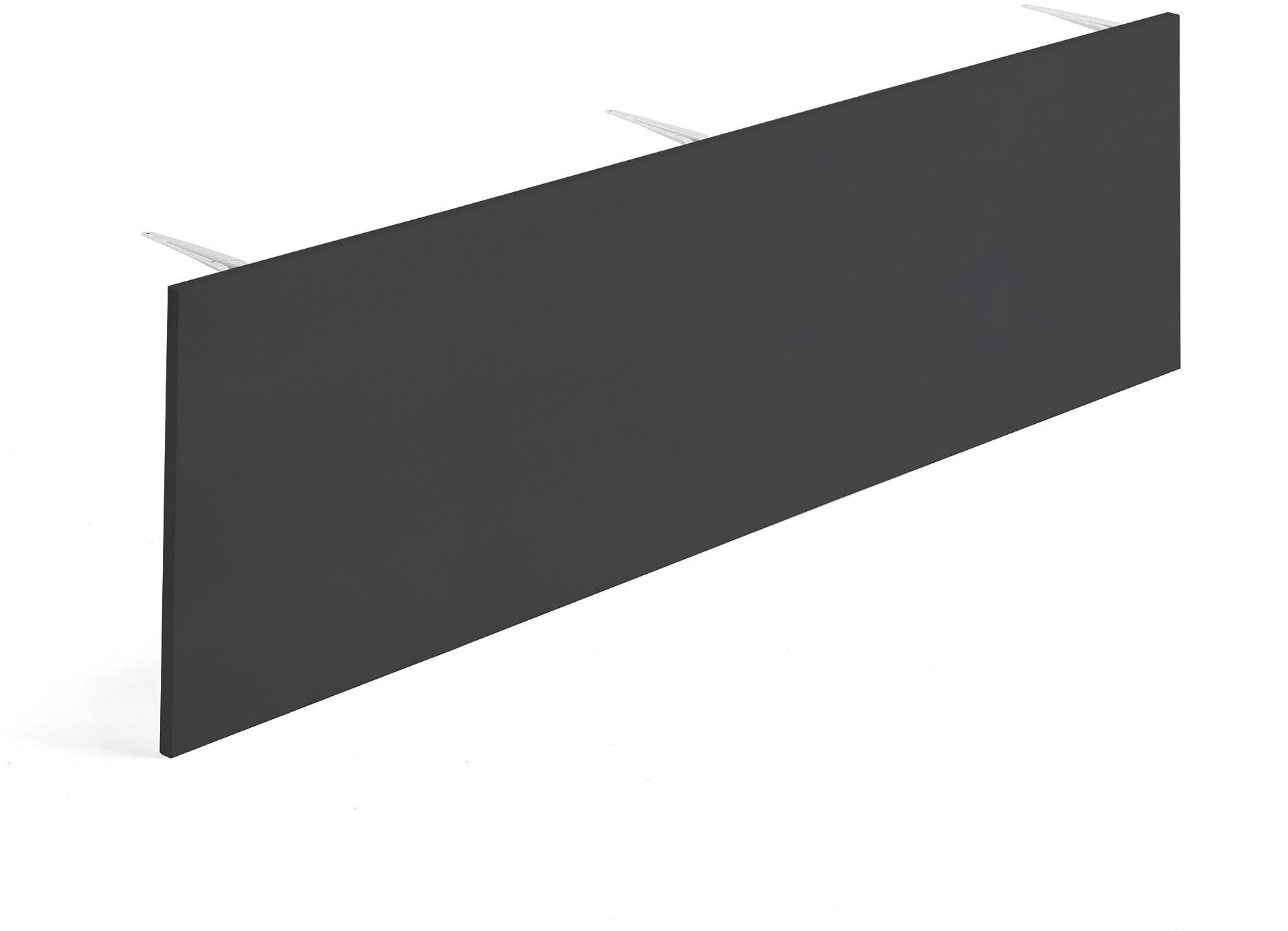 AJ Panel maskujący Modulus 1700x500 mm czarny 1613374