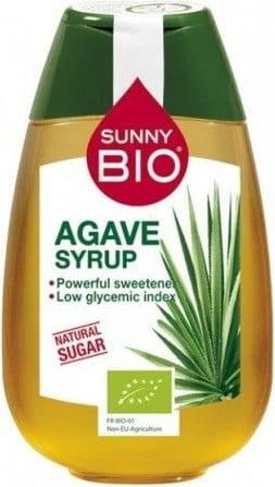 Rolnik Syrop z agawy BIO 450g -