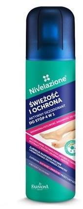 Nivelazione 4w1 aktywny dezodorant do stóp 180ml 46537-uniw