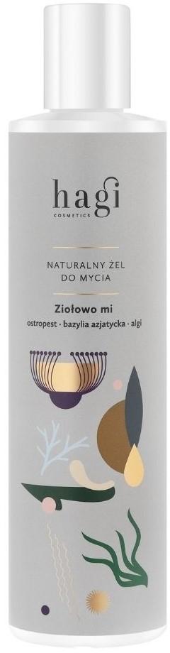 Hagi Hagi, Naturalny żel do mycia ciała, Ziołowo mi, 300 ml HAG08692