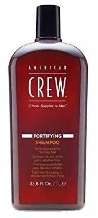 American Crew Men Daily Shampoo (for Normal to oily Hair and scalp) 1000 ML/33.8oz by Men Daily Shampoo (for Normal to Oil