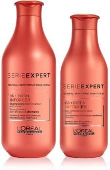 Loreal Professionnel Professionnel Serie Expert Inforcer wygodne opakowanie I przeciw łamliwości włosów