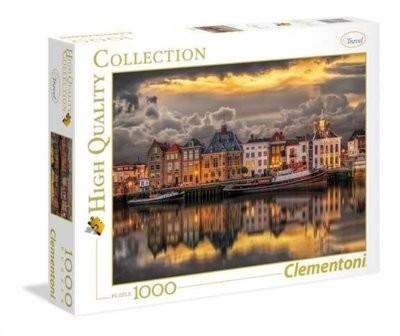Clementoni 1000 elementów High Quality Dutch Dreamworld