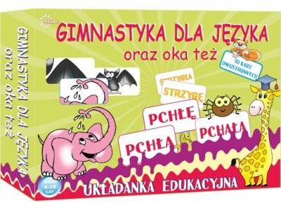 ICOM Gimnastyka Dla Języka - Wysyłka W 24H !!!