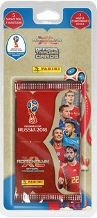 Panini Kolekcja FIFA World Cup Russia 2018 XL blister