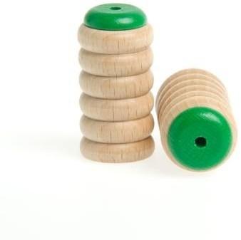 ROHEMA 61806 Scrapy Shaker zielony, dla dzieci