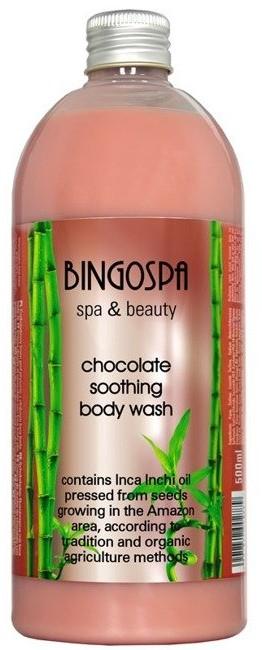 BingoSpa Czekolady krem pod prysznic z olejkiem inca inchi 500ml 1234582664
