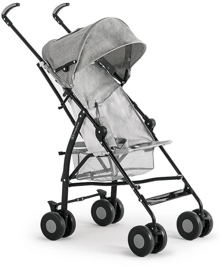 Opinie o KinderKraft Wózek spacerówka parasolka IVY (Szary )