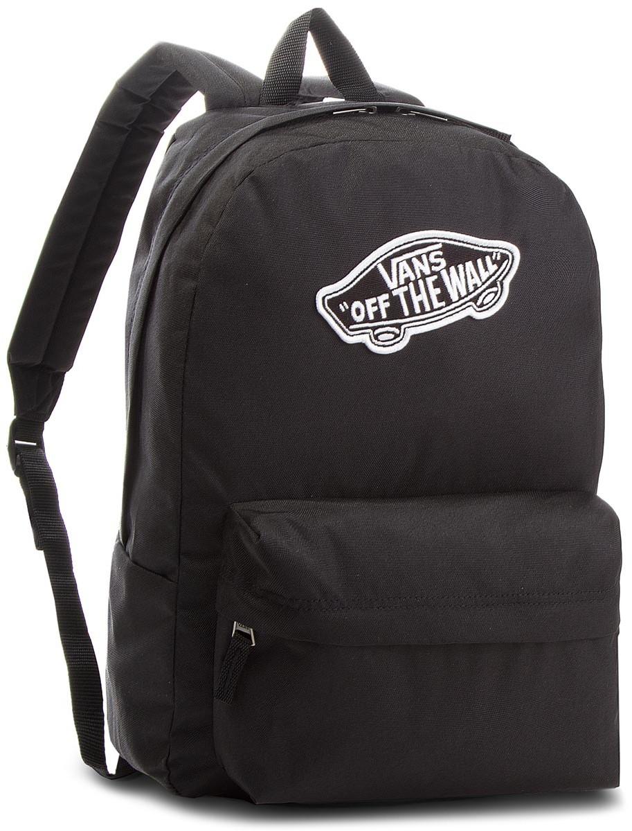 Vans Plecak Realm Backpack VN0A3UI6BLK Black