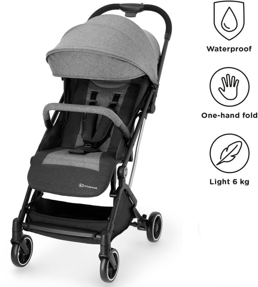 KinderKraft Sport Indy Grey