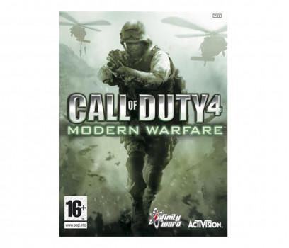 Call Of Duty 4: Modern Warfare (PC) klucz SteamKLUCZ