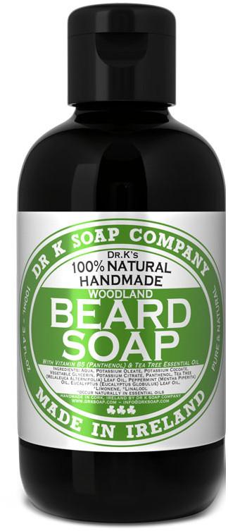 Dr K Soap Company DR K COMPANY WOODLAND Szampon do Brody 100 ml NUTY DRZEWNE
