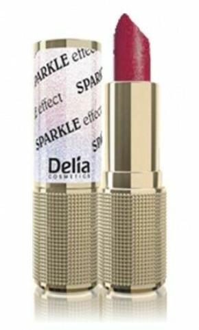 Delia Be Glamour Cream Glow Sparkle lipstick Pomadka do ust 605 4g 48245-uniw