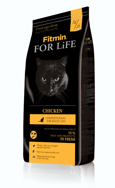 Fitmin For Life Chicken 8 kg