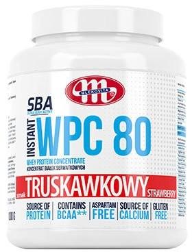 Mlekovita Instant WPC 80 SBA 1000 g
