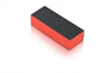 Neonail Blok czerwony trzystronny