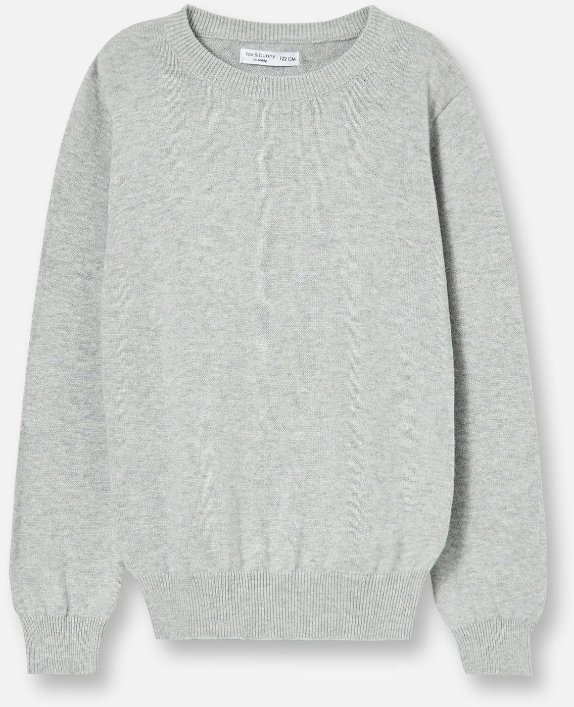 Sinsay Sinsay - Ciepły sweter - Szary