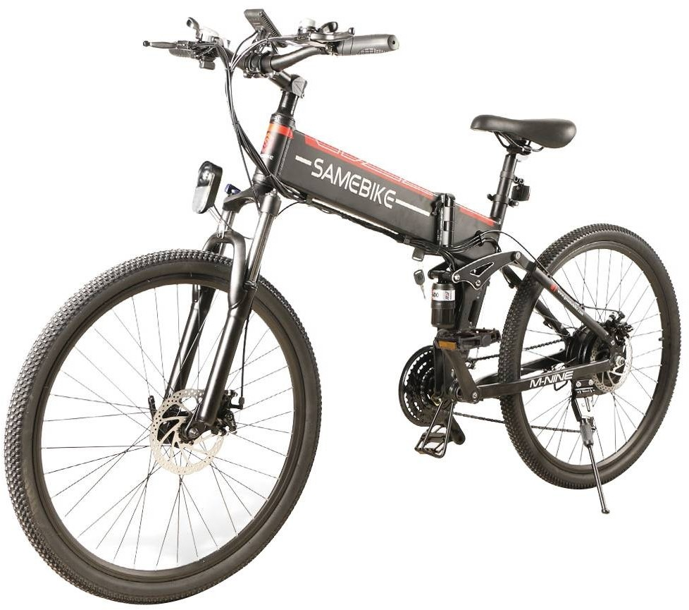 Samebike LO26 Składany Rower Elektryczny 26