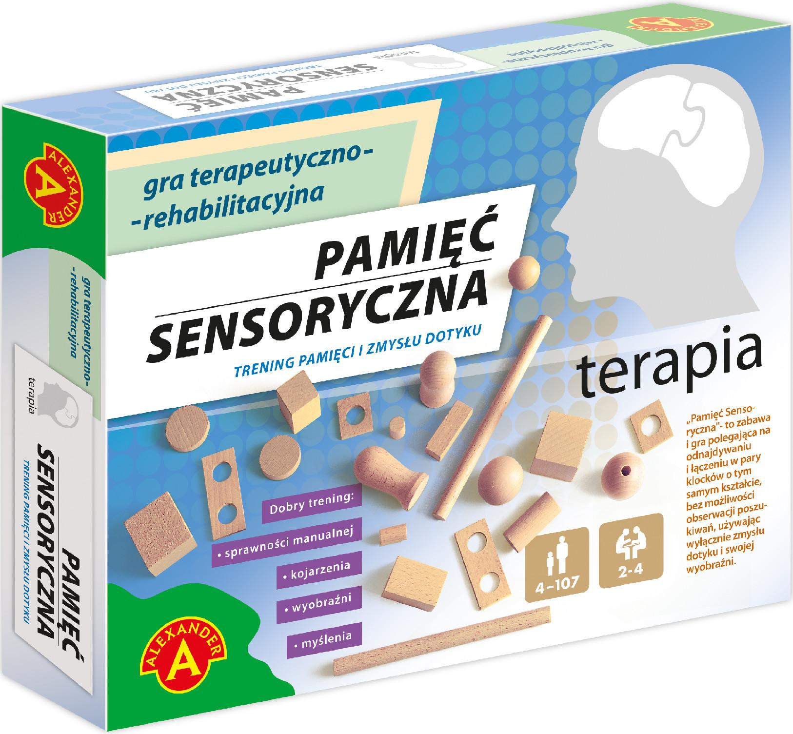Alexander Terapia Pamięć sensoryczna