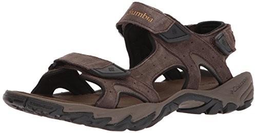 Columbia męskie buty santiam 3 Strap sandały Trekking-  Wander - brązowy -  43 EU 072196040c