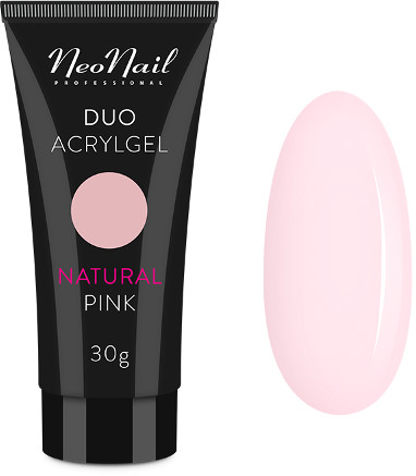 Neonail Duo Acrylgel NATURAL PINK 30 g 6103-2