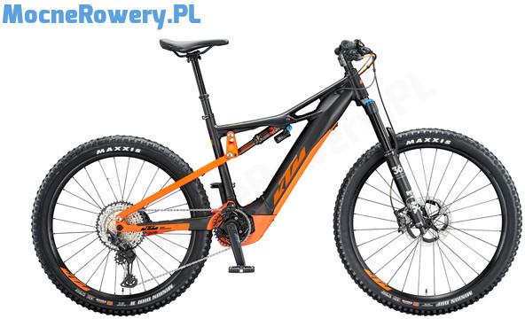 KTM Macina Kapoho 2971 2020 czarny/pomarańczowy 27,5 cala, 29 cali