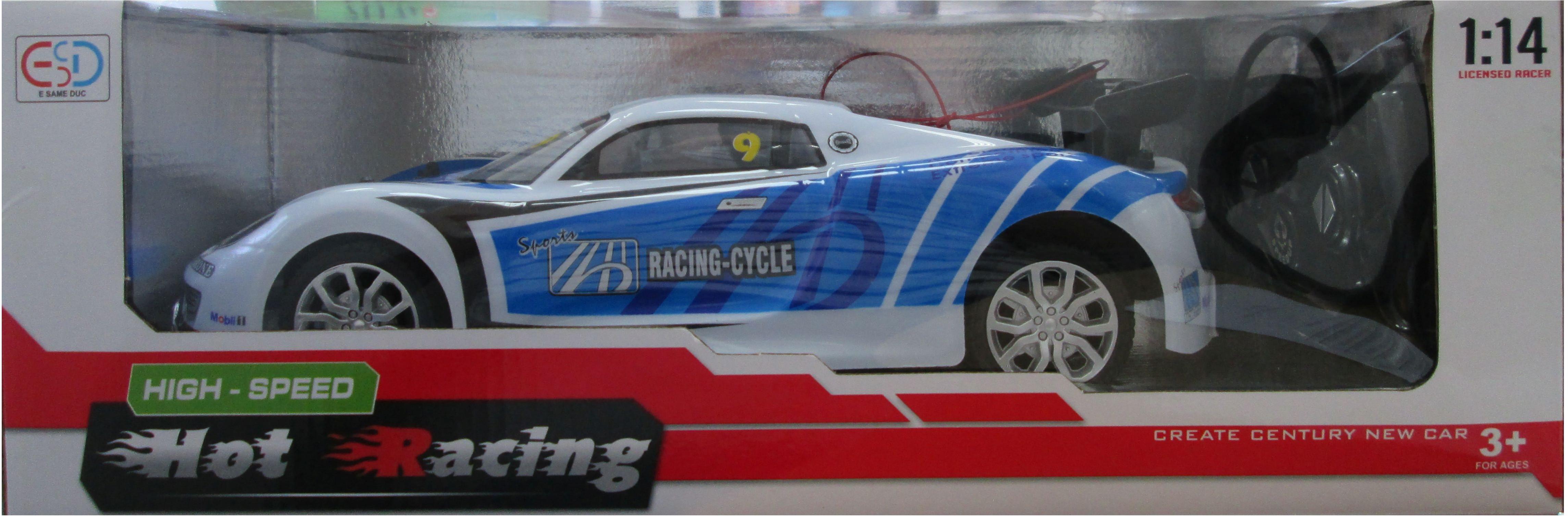Mega Creative Auto wyścigowe R/C