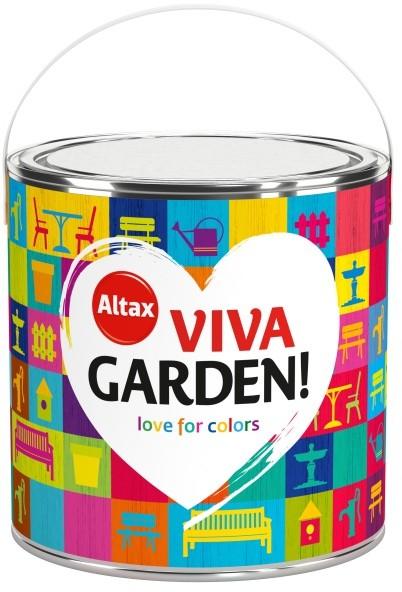 Altax Emalia akrylowa Viva Garden pachnący jałowiec 2 5 l