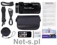 Praktica praktica Kamera video luxmedia Z150 czarna (lmz150)