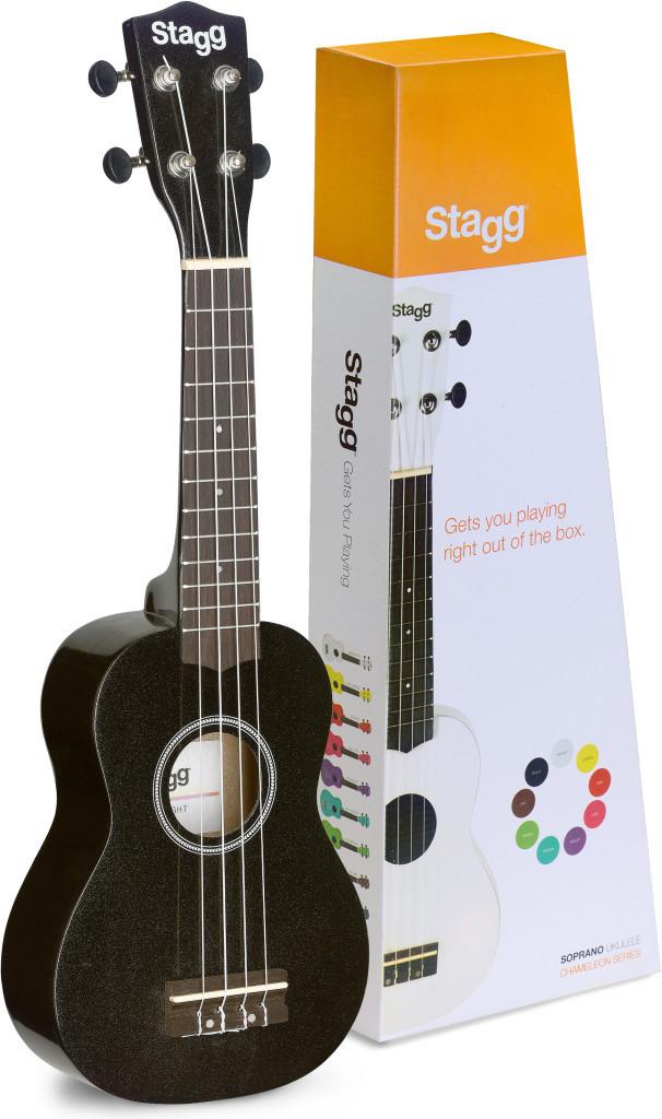 Stagg US-NIGHT - ukulele sopranowe